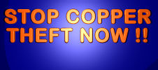 Stop Copper Theft